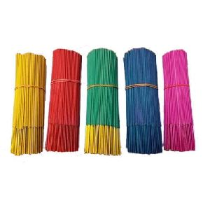 Color Raw Incense Sticks