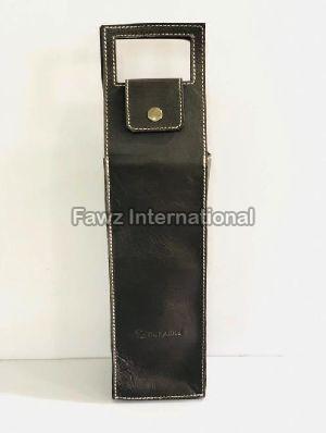 RMA-05 Leather Wine Bag