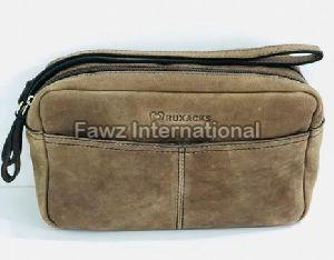 RMA-06 Leather Wine Bag