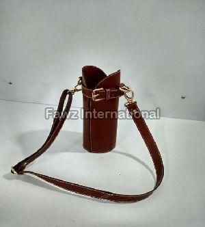 RMA-08 Leather Wine Bag