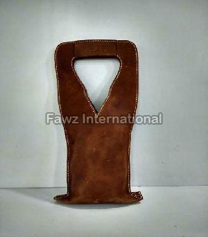 RMA-09 Leather Wine Bag