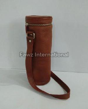 RMA-10 Leather Wine Bag