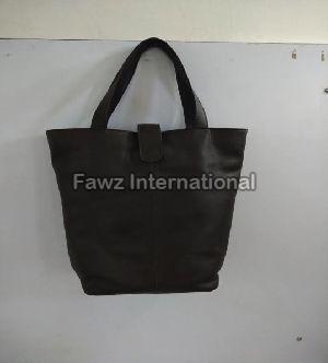 RMA-11 Leather Wine Bag