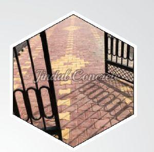 Garden Paver Blocks