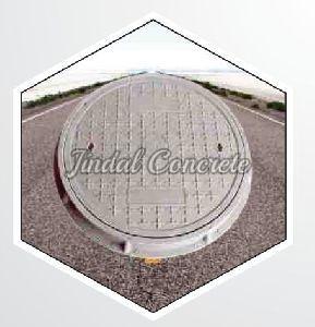 Round Manhole Frame & Cover