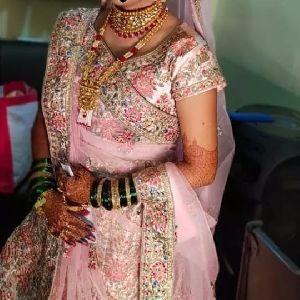 Designer Bridal Lehenga Choli