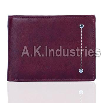 Antique Leather Wallet