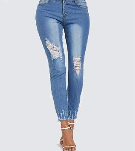 Womens Rugged Jeans