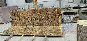 Alaska Gold Granite Slab