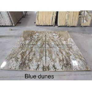 Blue Dunes Granite Slab