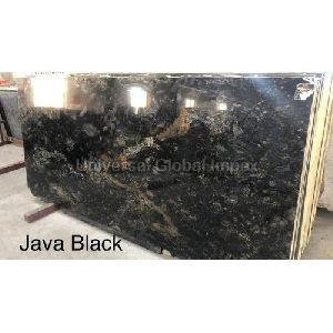 Java Black Granite Slab