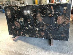 Magic Black Granite Slab