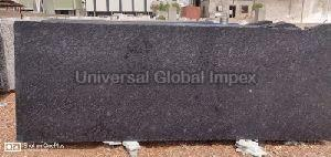 Majestic Black Granite Slab