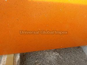 Orange Composite Granite Stone