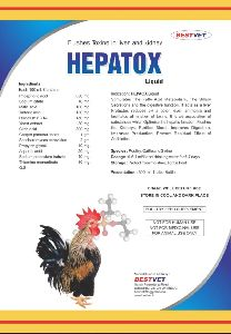 Hepatox Animal Feed Supplement