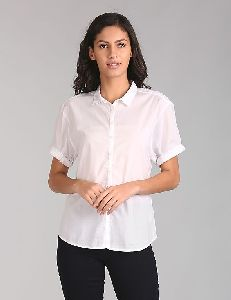 Ladies Plain Shirts