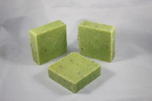 Green Apple Handmade Bath Soap