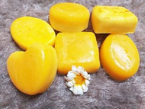 Lemon Handmade Bath Soap