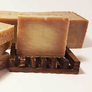 Sandal Handmade Bath Soap