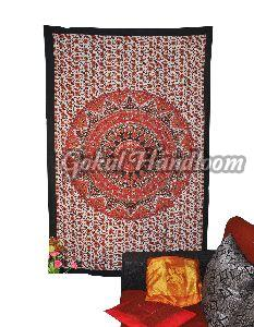 Traditional Cotton Wall Hanging Tapestry