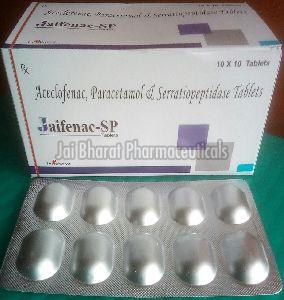 Jaifenac SP Tablets