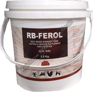 RB Ferol Powder 2.5 Kg