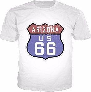 Sports Round Neck T-Shirt