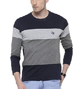 Mens Cotton Full Sleeve T Shirt