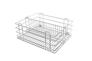 Platinum Partition Drawer Basket