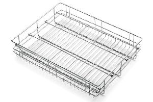 Regular Glass Drawer Basket