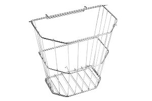 Stainless Steel Wire Bin