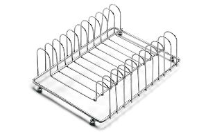 Stainless Steel Wire Plate Rack