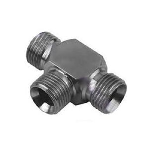 Mild Steel Threaded Pipe Adapter