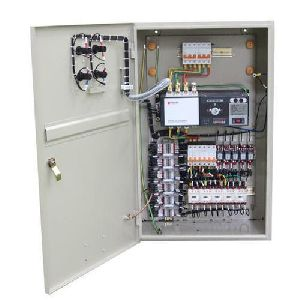 415V PLC Control Panel