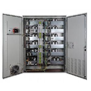 Power Factor Correction Control Panel