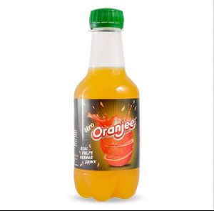 Orange Flavored Soft Drink