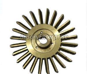 Brass Water Pump Impeller