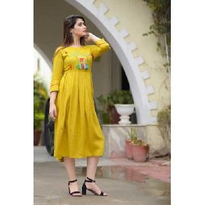 Stylish Casual Kurti