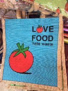 Jute Lunch Bag