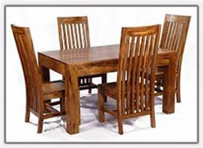 four seat dining set