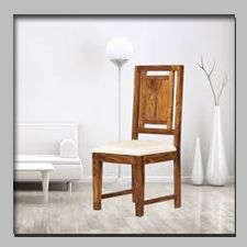 wood chair sheesham