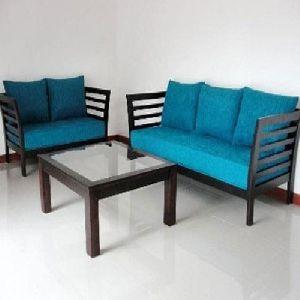 Wooden Office Sofa Set