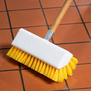 Long Handle Floor Brush