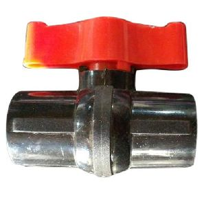 PP Solid Ball Valve