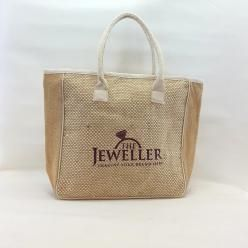 Jute Grace Carry Bag
