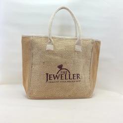 Jute Grace Carry Bag