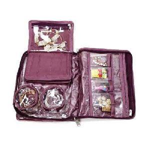 Fabric Jewelry Bag