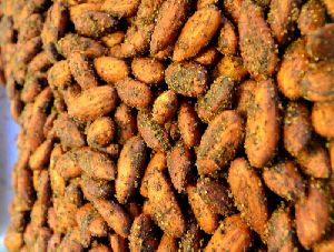 Masala Almonds