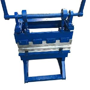 Manual Sheet Metal Bending Machine