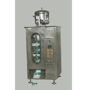 Semi Automatic Milk Packing Machine